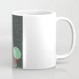rain falls Coffee Mug