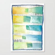 Fresh 'n Funky Quilt Canvas Print