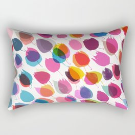 lanterns 3 Rectangular Pillow