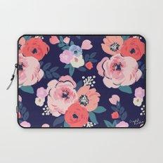 Aurora Floral Laptop Sleeve