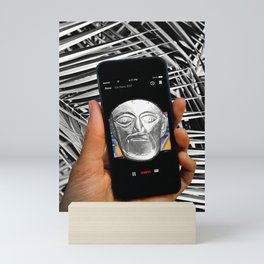 Oracle Calling Mini Art Print