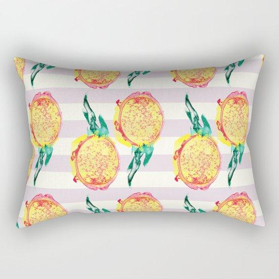 Dragon fruits Rectangular Pillow