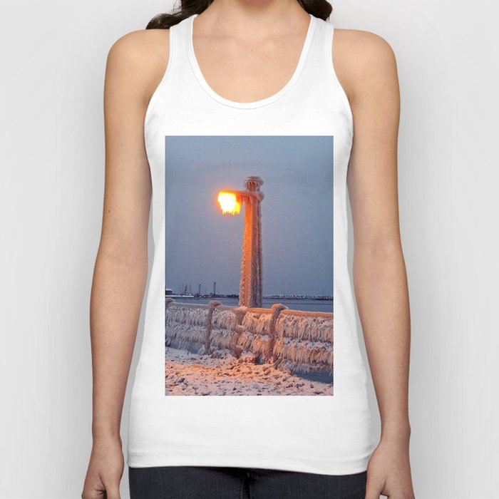 The Chill is On Unisex Tank Top