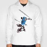 spider man Hoodies featuring Spider-Man - Scarlet Spider by TracingHorses