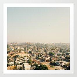 Los LA Art Print