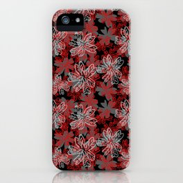 New flowers of Karine iPhone Case