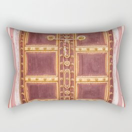 Jaipur Palace Door Rectangular Pillow