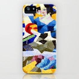 Gino Severini The Milliner iPhone Case