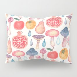 Fruits of the Woods Pillow Sham