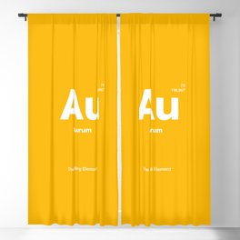 Aurum Blackout Curtain