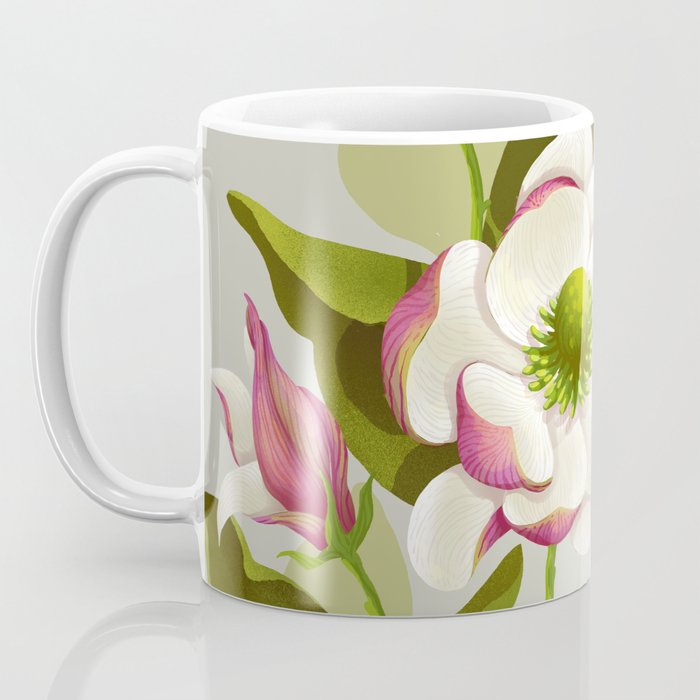 magnolia bloom - daytime version Coffee Mug