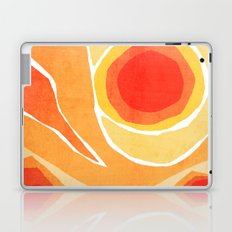 Modern Mid-Century Desert Sunset Laptop & iPad Skin