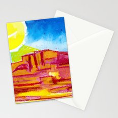 The Sun Doesn't Shine Only on You Stationery Cards