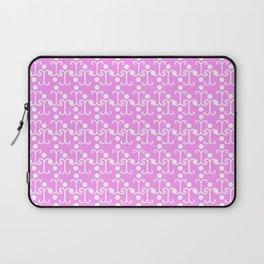 Lattice Pattern (Pink) Laptop Sleeve