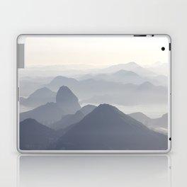 Rio de Janeiro Mountains Laptop & iPad Skin