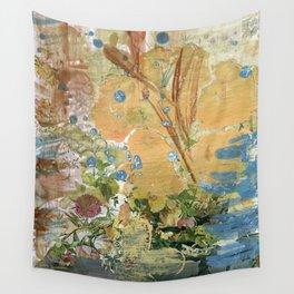 Desert Flowers Wall Tapestry