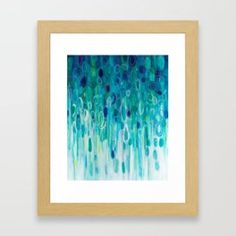 Seasons Change Framed Art Print