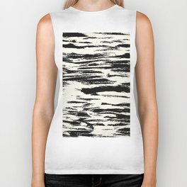 Brush Stripe 1 Biker Tank