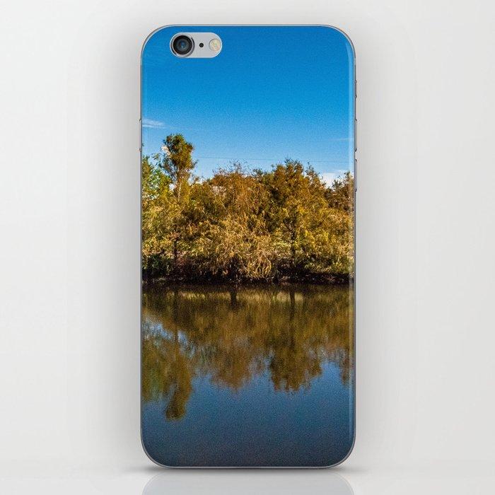 Straight Body of Water in Boca iPhone Skin