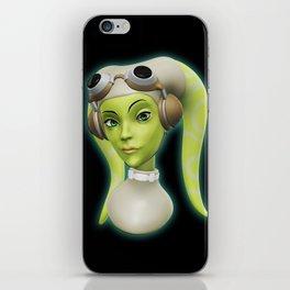 Hera SW Rebels iPhone Skin