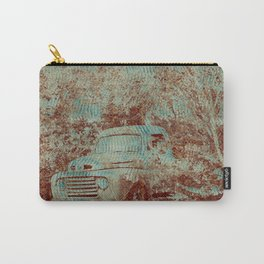 1950 Ford F100- Textured Rust Carry-All Pouch