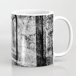 Monochrome Arches Coffee Mug
