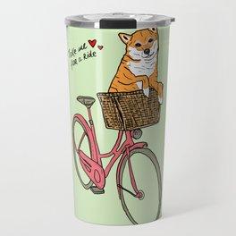 Take Me for a Ride Travel Mug