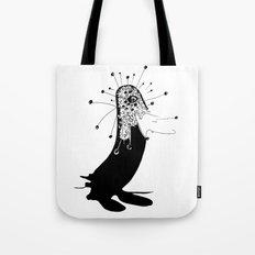 magic penguin Tote Bag