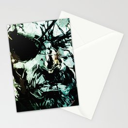 Metal Gear Solid Stationery Cards