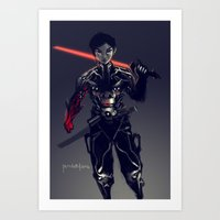 geo Art Prints featuring Geo by Benedick Bana