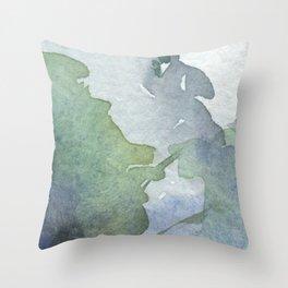 Colors#6 Throw Pillow