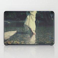 water walk iPad Case