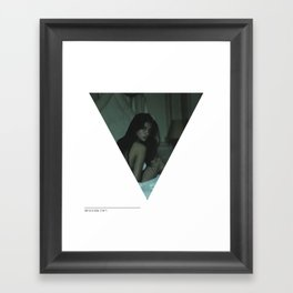 something about us Framed Art Print