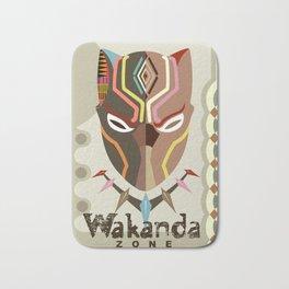 Wakanda Zone Bath Mat