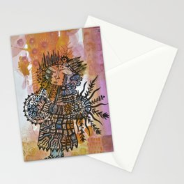 The Shaman's Song Stationery Cards