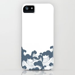 Japanesse Wave iPhone Case