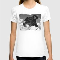 best friend T-shirts featuring My best friend by Karl-Heinz Lüpke