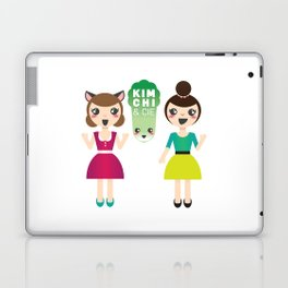 Alexandra et Kim! Laptop & iPad Skin