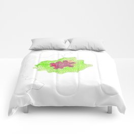 Scandi Micron Art Design | 170412 Telomeres Healing 30 Comforters