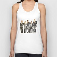 how i met your mother Tank Tops featuring How I Met Your Mother by Evelyn Gonzalez