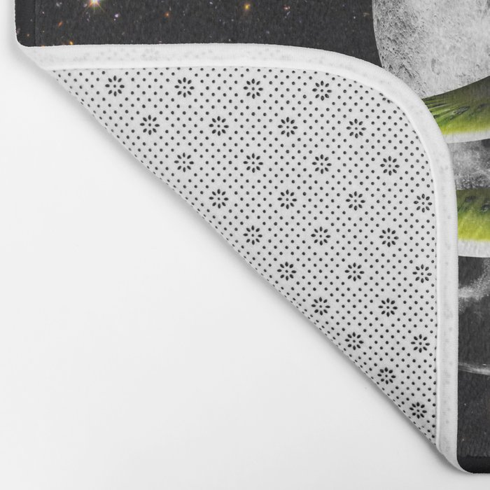 Kiwi Moon Bath Mat