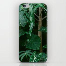 Botanical Jungle iPhone Skin