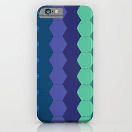 Hexagon 1.0 iPhone Case