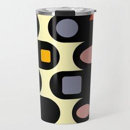 Geometric abstraction  #society6 #decor #buyart #artprint Travel Mug