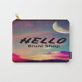 Hello - BS Carry-All Pouch
