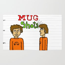 Mug Shot 1 Rug