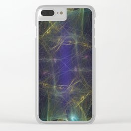 Ether Clear iPhone Case