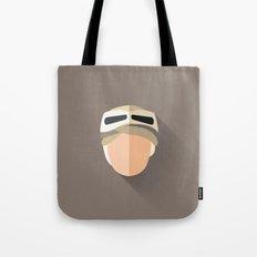 Rey Flat Design Tote Bag