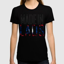 Made In Laos T-shirt