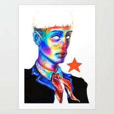 Ruslan Art Print